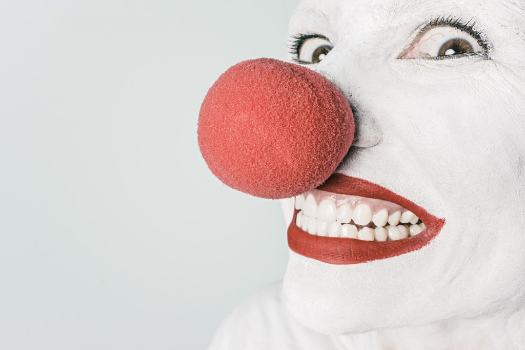 Mit gesunden Zähnen strahlen